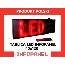 INFOPANEL 40X120