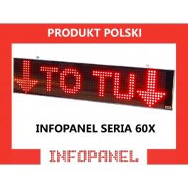 INFOPANEL 60X380